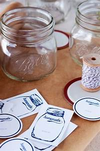cute free printable circle labels for canning jars i With cute canning labels