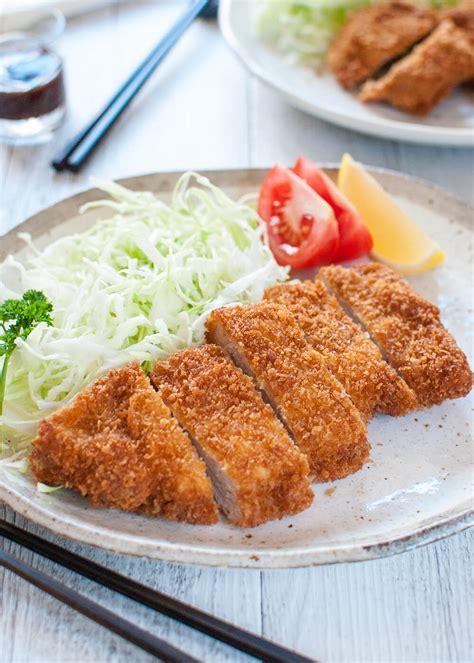 Tonkatsu (japanese Pork Schnitzel)  Recipetin Japan
