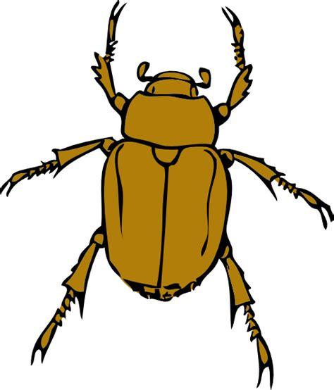 Bug Clip Beetle Bug Clip At Clker Vector Clip