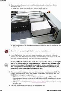 Opex 3804007 Mail Matrix Ibot User Manual Operator Manual 2