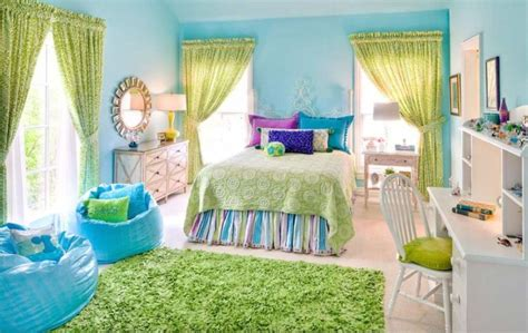 aqua bedroom paint color ideas light turquoise