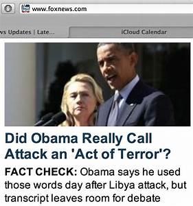 Romney stunned by debate moderator's fact check on Libya ...