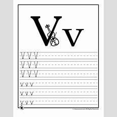 Learn Letter V  Woo! Jr Kids Activities