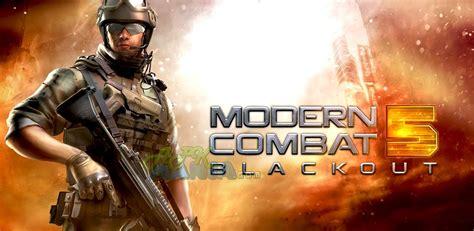 modern combat 5 news android news modern combat 5 blackout v1 7 0i apk mod