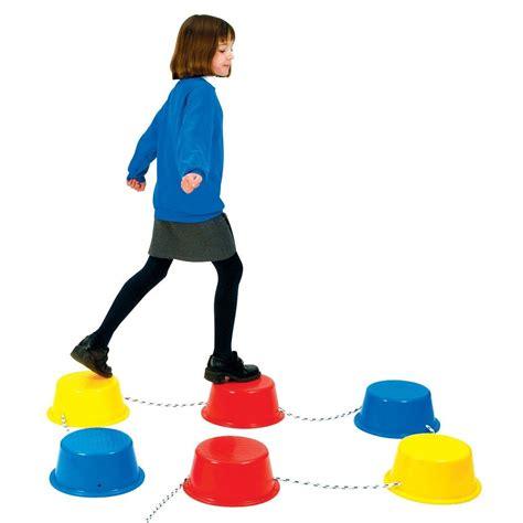 sensory step a stones stepping stones balancing 366 | balance steps 15408 p
