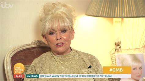 Barbara Windsor makes appearance on Good Morning Britain ...