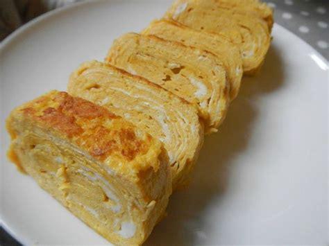 omelette japonaise 厚焼き卵 atsuyakitamago cuisine