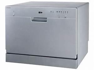 Mini Lave Vaisselle Conforama : lave vaisselle 55 db coloris silver far lvc513s ci far vente de lave vaisselle conforama ~ Melissatoandfro.com Idées de Décoration
