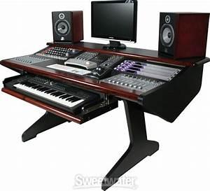 Malone Design Works MC Desk Composer Mahogany Sweetwater