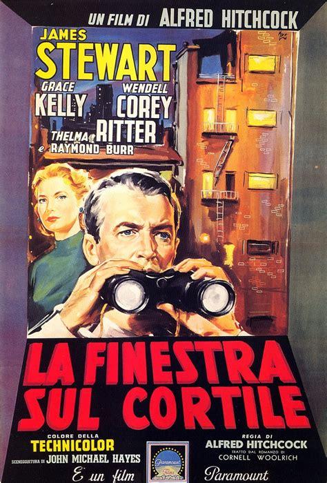 La Finestra Sul Cortile Remake by Lettera D La Finestra Sul Cortile Un Giallo E Il