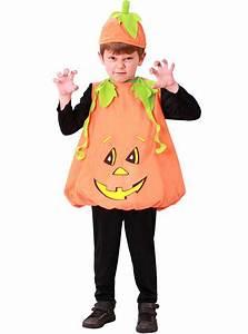 Halloween Kostüm Kürbis : k rbis kost m halloween f r kinder funidelia ~ Frokenaadalensverden.com Haus und Dekorationen