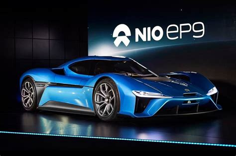 NIO Unveils Electric Seven Seat SUV For China Called NIO ...