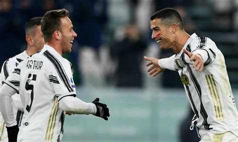 Ronaldo created a new milestone after a brace from the ...