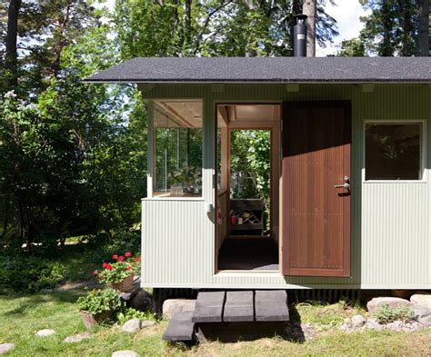 Cottage Finlandia by Tiny Cottage In Finland Is An Ecological Retreat