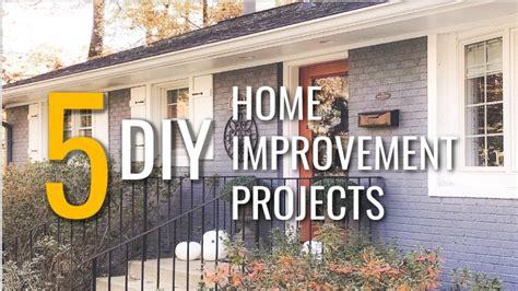 clever diy home improvement ideas missjustinamarie