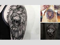 Tatuaje Leon Y Leona Tattoo Art