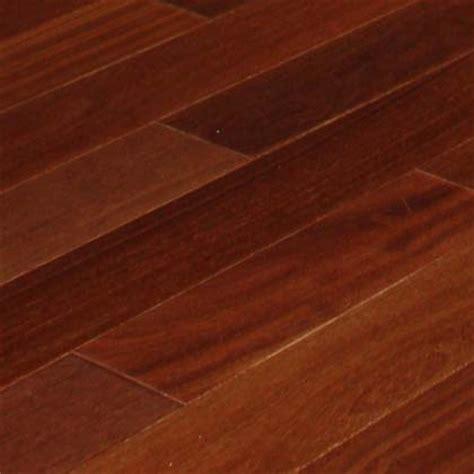 Unfinished Santos Mahogany Hardwood Flooring by Santos Mahogany Hardwood Flooring