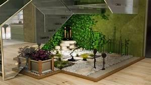 Jardin D Interieur : petit jardin zen d int rieur euroseconde ~ Dode.kayakingforconservation.com Idées de Décoration