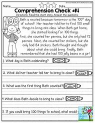 Best 25+ ideas about First Grade Reading Worksheets   Find what ...