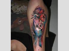 画像 タトゥーの常識を覆す!美しい水彩画風のタトゥー(watercolor tattoo) NAVER まとめ