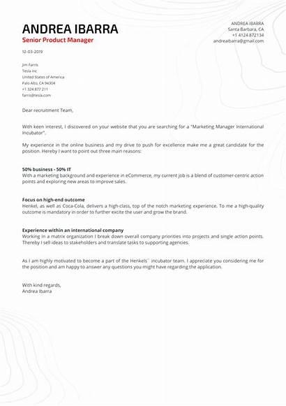 Letter Examples Job Letters Credit Build Start
