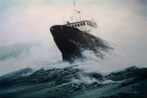 Lobster Boat In Rough Seas by Ship In Rough Sea Google Search Sovereignty Of The Sea