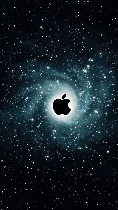 Best 25+ Apple Galaxy Wallpaper Ideas On Pinterest