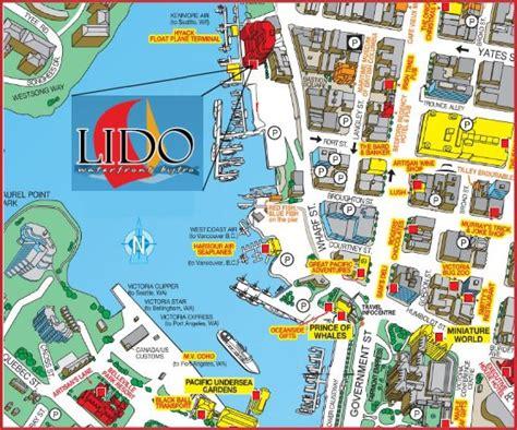 contact  lido waterfront bistro victoria bc