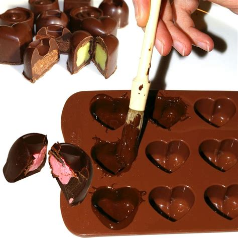 chocolat moule silicone