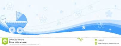 congratulation banner baby boy banner header stock photography image 10633642