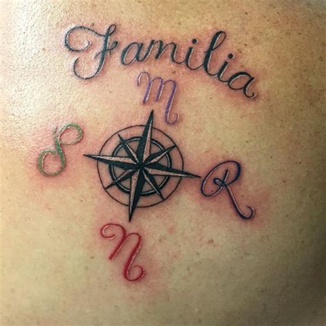 60 Charming Initial Tattoo Designs - Keep a Loved One Closer