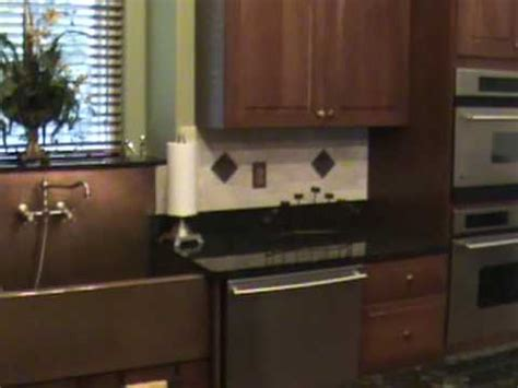copper sink with stainless steel appliances copper sinks blended with stainless steel appliances youtube