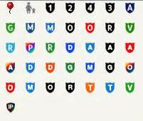 ts3 design custom teamspeak shield icon pack 2 font styles r4p3