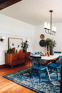 Dining, Room, Makeover, And, Board, And, Batten, Wall