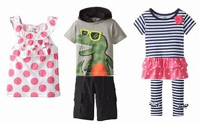 Clothes Transparent Toddler Gerber Outfit Weather Spring