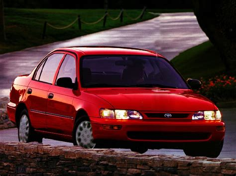All New Corolla 97 by 1997 Toyota Corolla Reviews Specs And Prices Cars