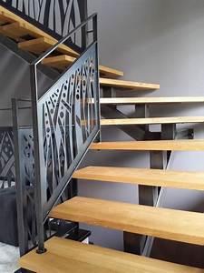 Escalier 3 4 Tournant : escalier quart tournant colmar escalier design ~ Dailycaller-alerts.com Idées de Décoration
