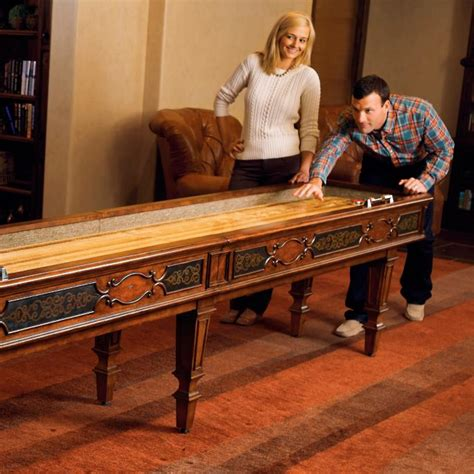 wiltshire shuffle board table frontgate