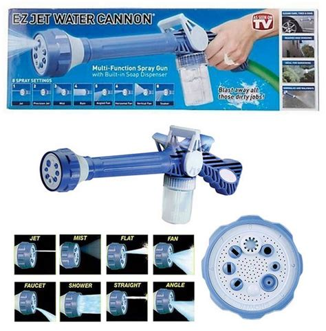 Semprotan Air Sabun Cuci Mobil water cannon cuci sabun malang kota gratis antar warung