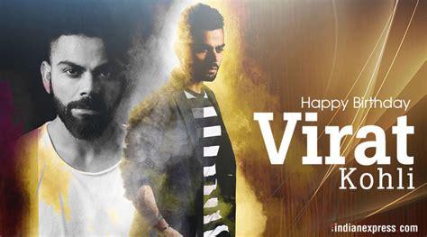 happy birthday virat kohli cricketers celebrities