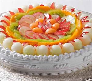 Fresh Fruit Cake Ideas 80418 | Fresh Cream Cake Fruit Decora