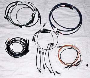 John Deere 620 Gas Standard Tractor Wire Harness