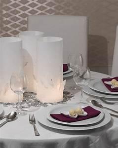 Windlicht Falten Transparentpapier : tags ber zaubert diese tischdekoration ein modernes ~ Lizthompson.info Haus und Dekorationen