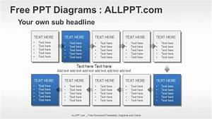Cycle Matrix Flow Ppt Diagrams   Download Free   Daily