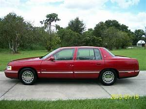 Find Used 1998 Cadillac Deville Base Sedan 4