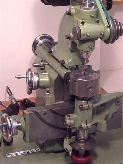 Milling Machine Schaublin Sv Machines Sold