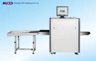 Airport Security X-ray Machine
