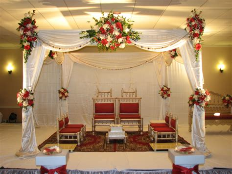 wedding decorating ideas indian wedding decorations ta ta bay wedding florist