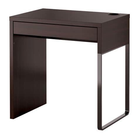 micke bureau ikea micke bureau brun noir ikea