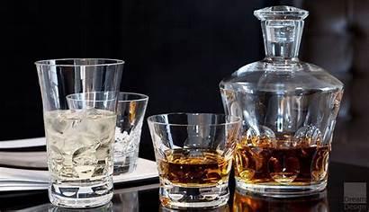 Baccarat Decanter Whiskey Cristal Beluga Bijoux Lalique